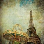 Спектакль «Хочу в Париж» из программы фестиваля  «Пять вечеров»