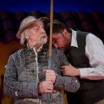 «Через 400 лет понадобились кости Сервантеса». Московский  «Дон Кихот» из театра «Эрмитаж».